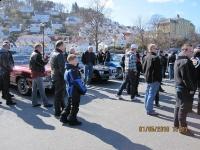Tur fra Eiken til Farsund 3. Mai