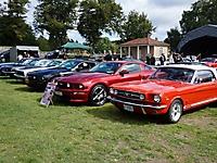 Mustanger på Grensetreff 2016