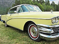 1958 Buick Limited 4dht