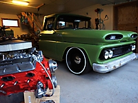 1962 Chevrolet C10 Pick Up