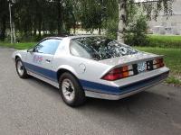 1982 Camaro Pace Car edition