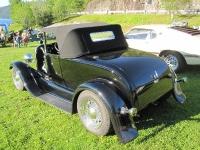 Sigurd Arfinn Verdal sin 1929 Ford Roadster