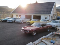 Tur fra Eiken til Farsund 3 Mai