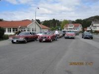 Tur fra Eiken til Lindesnes Fyr 13. Mai