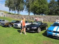 Mustangtreff Fredriksten Festning 2012