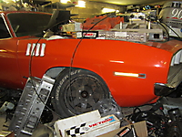 Cudas and hemis, Challengers and Chargers
