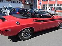 Nyimportert 71 Challenger var på Roligheden