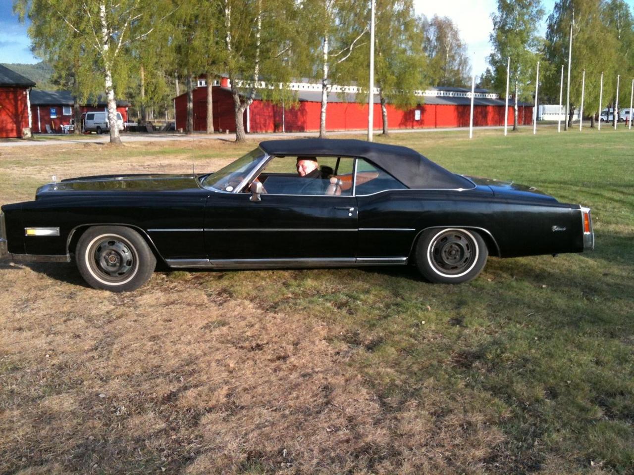 Www Iaacc No 1975 Cadillac Eldorado Convertible
